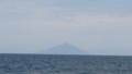 [羽幌] 海上から見る利尻山