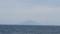海上から見る利尻山