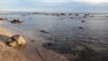 [羽幌][焼尻島] 白浜海水浴場