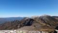 [上川][東川][大雪山] 北鎮岳方面@比布岳山頂
