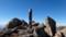 永山岳山頂