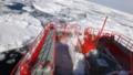 [紋別] 大きな氷塊は…