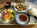 [釧路][宿飯][ビュッフェ] 朝食バイキング