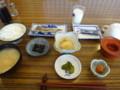 [豊富][温泉][宿飯] 朝食