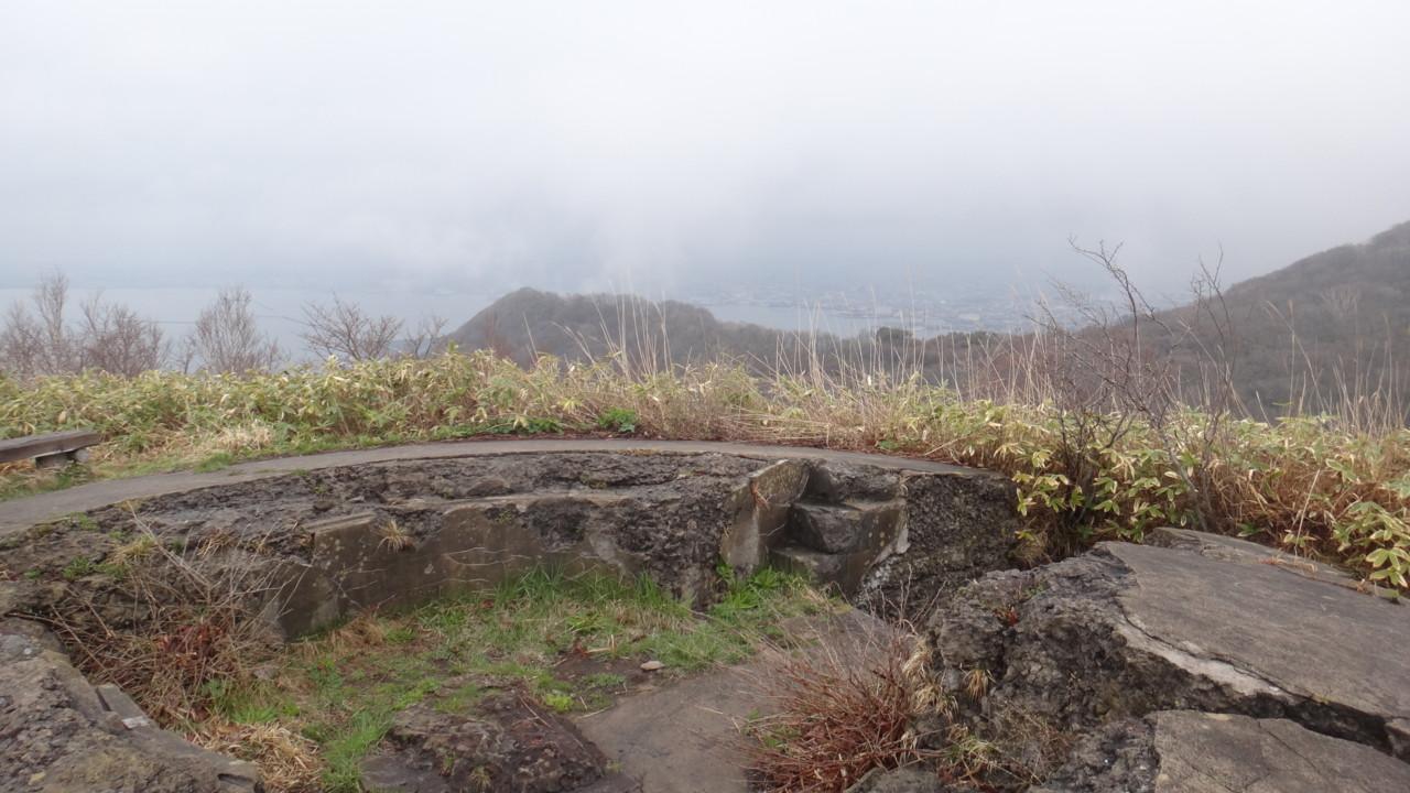 入江山高地観測所跡
