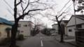 [函館] 桜が丘通り