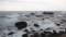 白神岬の岩礁