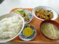 [札幌][食堂] 札幌市交通局豊水すすきの駅食堂 B定食(大盛り)