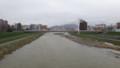 [札幌] 豊平川氾濫寸前@一条大橋