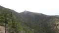 [様似][アポイ岳] 五合目休憩小屋からアポイ岳を望む