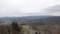 右側空沼岳~札幌岳、正面左恵庭岳、左側支笏湖周辺の山々
