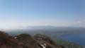 [千歳][風不死岳] 正面徳舜瞥山&ホロホロ山、左側たぶんオロフレ山