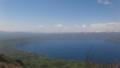 [千歳][風不死岳] 羊蹄山と尻別岳