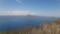 恵庭岳、奥に札幌岳や無意根山
