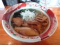 [札幌][ラーメン] 麺や亀陣 鶏そば・しお