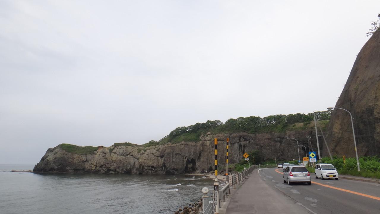 フゴッペ(←なぜか変換できない)岬
