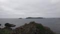 [礼文] 突端から見る海驢(とど)島