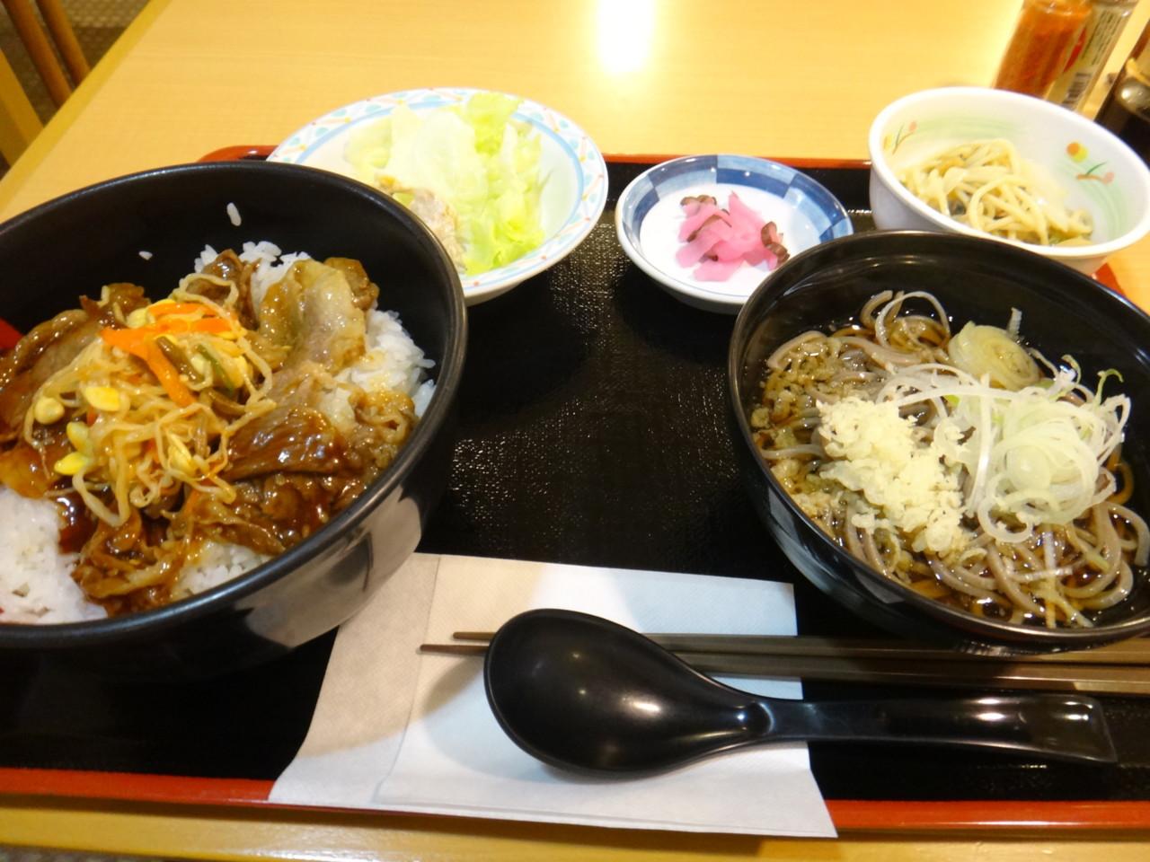 札幌第1合同庁舎食堂・祭 祭どん