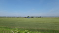 [当別] 一面の麦畑