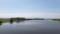 茨戸川を渡る