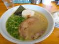 [札幌][ラーメン] 麺処四代目ゆうじ 白湯しおストレート麺