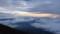 八合目から見る雲海・3