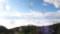 登山口駐車場から見る雲海・2