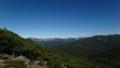 [上士幌][ニペソツ山] 手前山塊右端が石狩岳、奥に忠別岳~トムラウシ~オプタテシケ