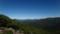 手前山塊右端が石狩岳、奥に忠別岳~トムラウシ~オプタテシケ