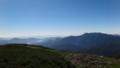 [上士幌][ニペソツ山] 左に糠平湖、右にウペペサンケ山
