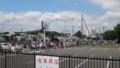 [千歳][千歳基地航空祭2013] 大渋滞と夥しい人の列