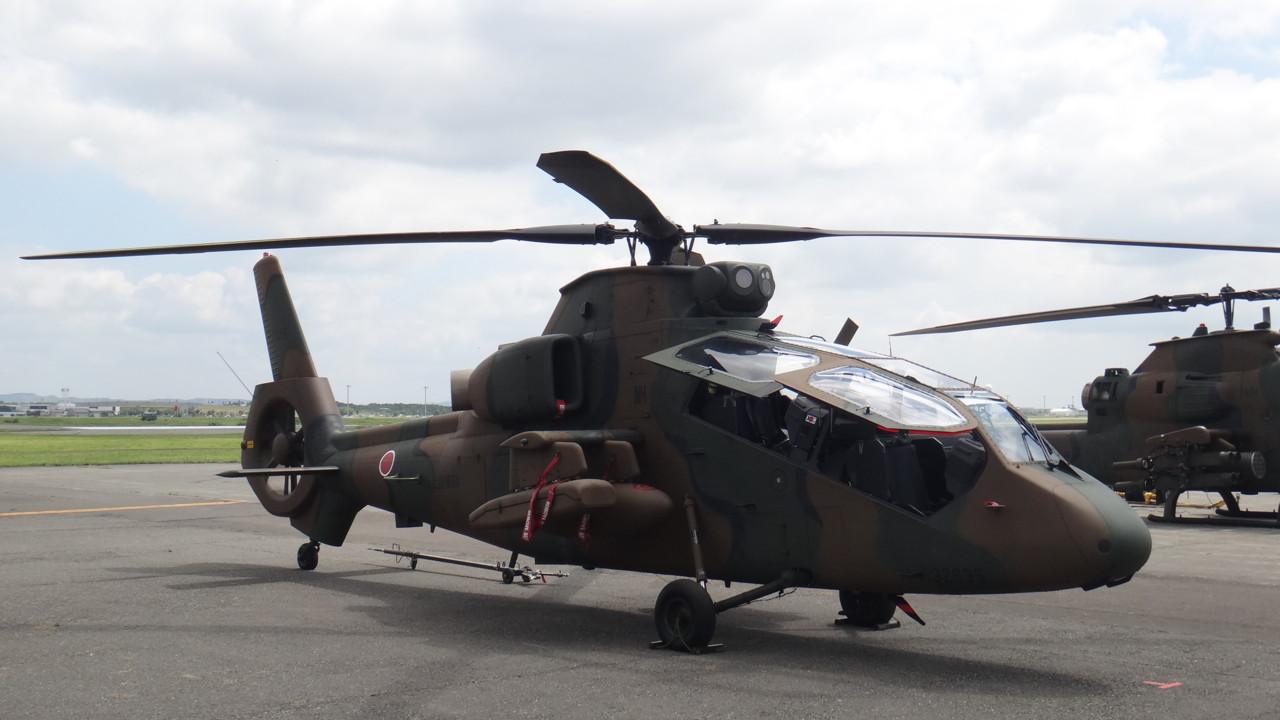 OH-1観測ヘリ