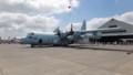 [千歳][千歳基地航空祭2013] KC-130空中給油機