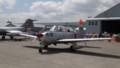 [千歳][千歳基地航空祭2013] T-34練習機