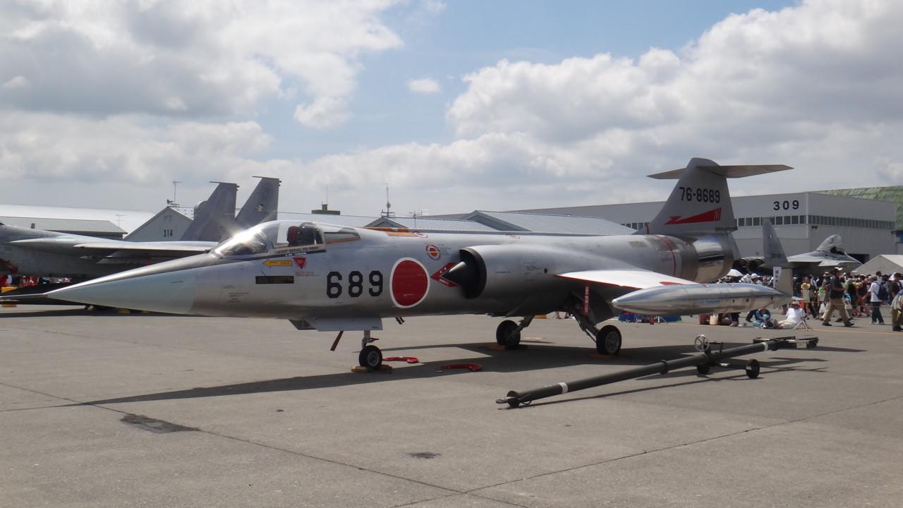 F-104戦闘機