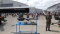 [千歳][千歳基地航空祭2013] 91式携帯地対空ミサイル