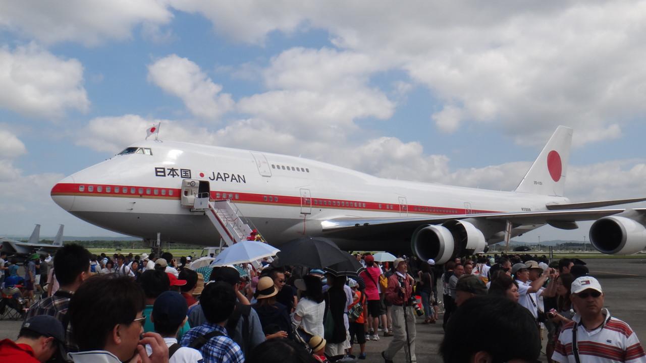 B-747輸送機