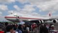 [千歳][千歳基地航空祭2013] B-747輸送機
