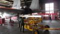 [千歳][千歳基地航空祭2013] 台車をガイドレバーに連結する