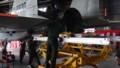 [千歳][千歳基地航空祭2013] エンジン引き出す