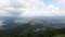 洞爺湖展望台から見る昭和新山