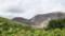 左から小有珠、有珠新山、オガリ山