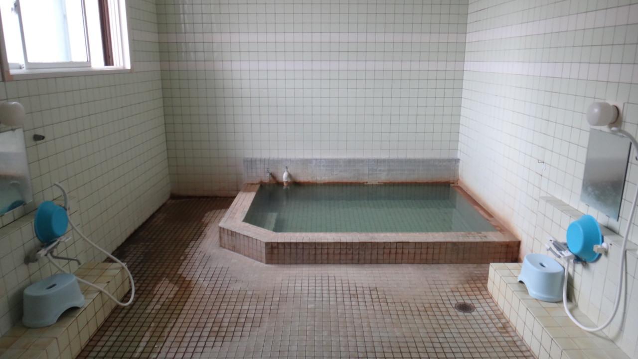 阿寒バスセンター 内湯