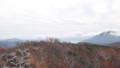 [札幌][空沼岳] 支笏湖、右手前側恵庭岳、右奥に樽前山@山頂
