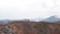 支笏湖、右手前側恵庭岳、右奥に樽前山@山頂
