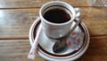 [池田町][洋食] よねくら Aコース コーヒー