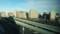 朝の帯広市街