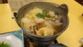 [弟子屈][温泉][宿飯]煮上がったあんこう鍋