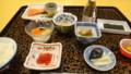 [弟子屈][温泉][宿飯]朝食・据膳