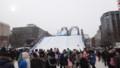 [札幌][さっぽろ雪まつり2014] 3丁目会場 PARK AIRジャンプ台